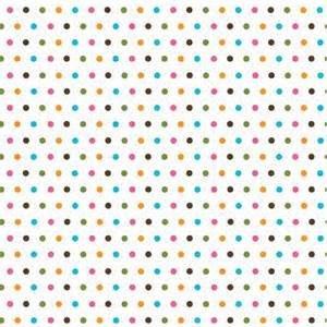 ADORNit, Simple Dots, Green