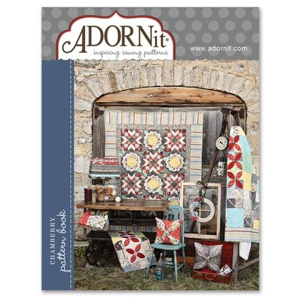 Pattern Book, ADORNit, Chamberry