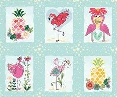 ADORNit, Flamingo Fever, Lets Flamingle Panel