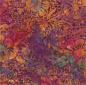 Batik, Batik Textiles, Gardening w Tutu, Main Floral
