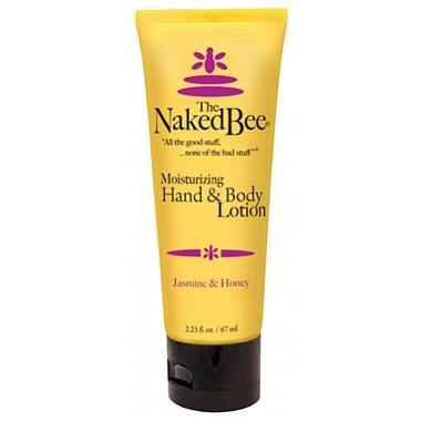 The Naked Bee, Hand & Body Lotion, Jasmine & Honey