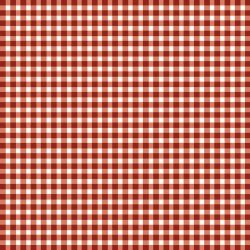 Maywood, From The Farm, Gingham, Red