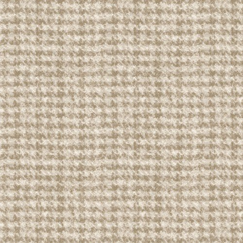 Maywood, Woolies Flannel, Houndstooth, Light Tan