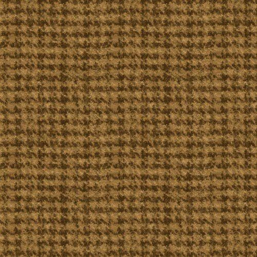 Maywood, Woolies Flannel, Houndstooth, Golden Brown