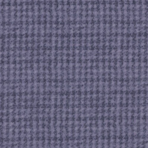 Maywood, Woolies Flannel, Houndstooth, Purple