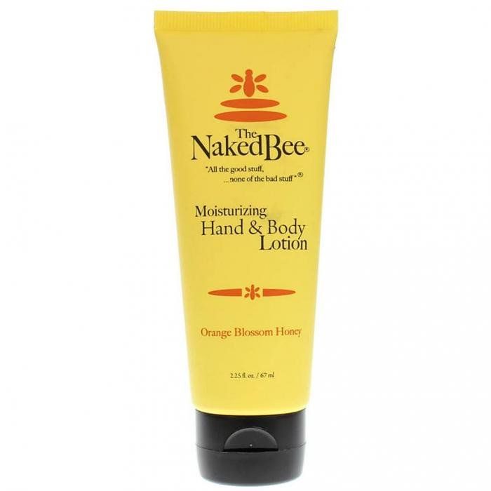 The Naked Bee, Hand & Body Lotion, Grapefruit Blossom Honey
