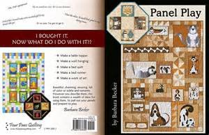 Pattern Book, Panel Play - Softcover