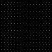Adornit, Farmhouse Fields, Tiny Dots Black/White