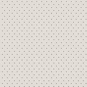 Adornit, Farmhouse Whitewash, Tiny dot Cream/Black