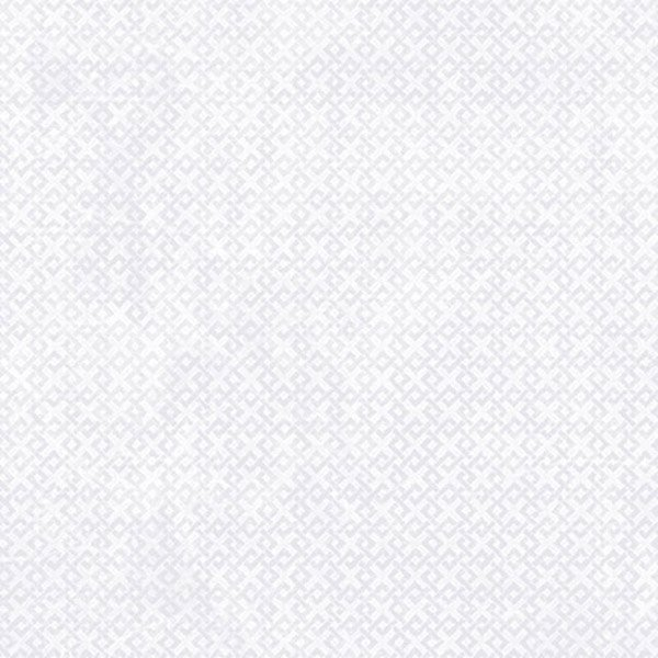Quilt Back, 108, Criss Cross, White on White