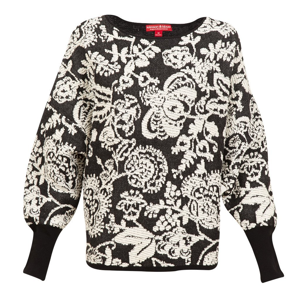 Krimson Klover Winter Petal Sweater