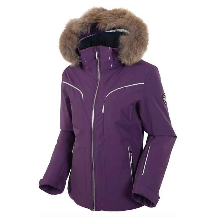 Sunice W's Gia Jacket w/Fur