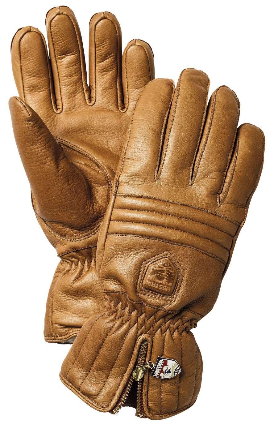 Hestra Unisex Leather Swisswool Classic