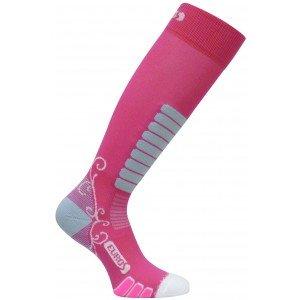 Euro Sock W's Sweet Silver Ski
