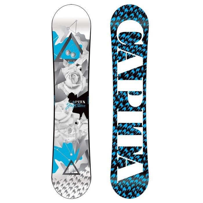 Capita Saturnia Snowboard - Women's 2011