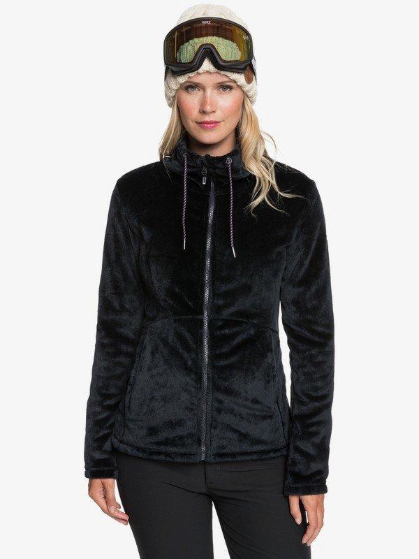 Roxy Tundra Technical Zip-Up Fleece