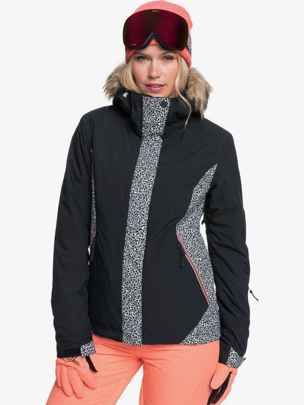 Roxy Jet Ski Snow Jacket