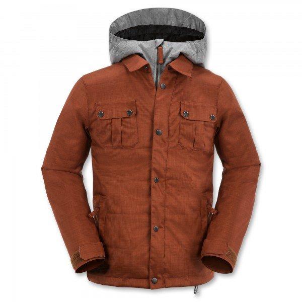 Volcom Boy's Neolithic Jacket
