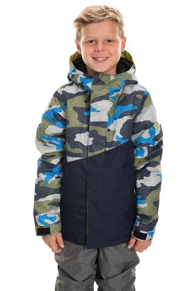 686 Boy's Cross Insulated Jacket