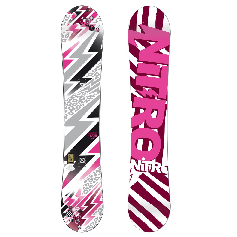 Nitro Fate Snowboard - Women's 2010