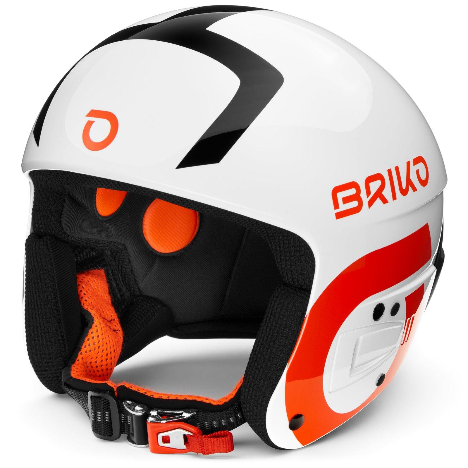 Briko 19 Vulcano FIS 6.8 Fluid Multi Impact Helmet