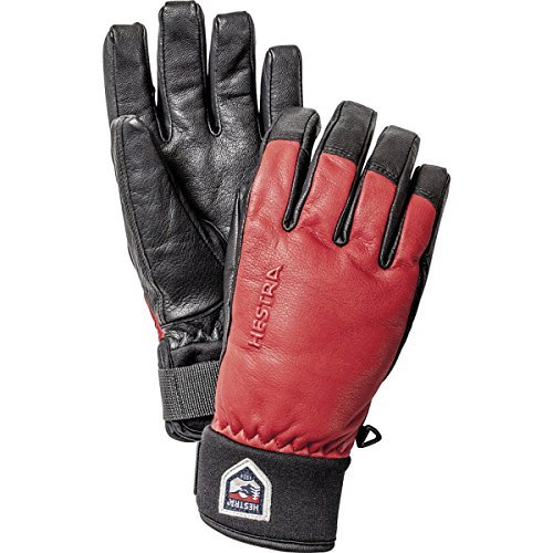 Hestra Unisex Touch Point Leather Glove