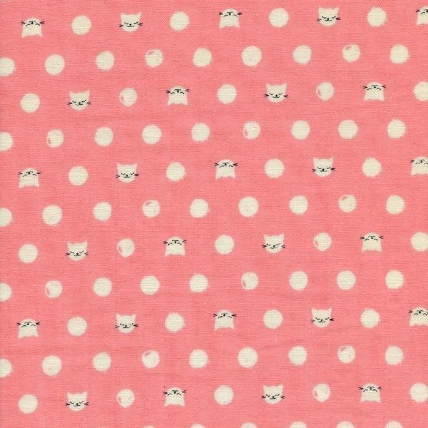 Cat Lady from Cotton + Steel  S2030-013 Double Gauze