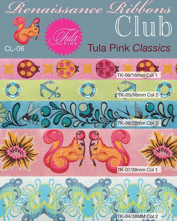 Ribbon  Lovers Tula CL-05