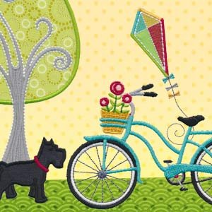 Sunday Ride by Cherry Guidry