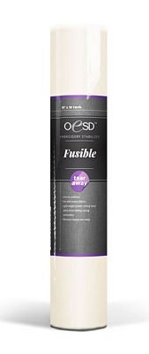 Fusible Tear-Away 10x10 yd