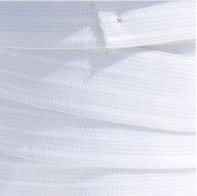 Knit Sport Elastic, 1.25 width- white