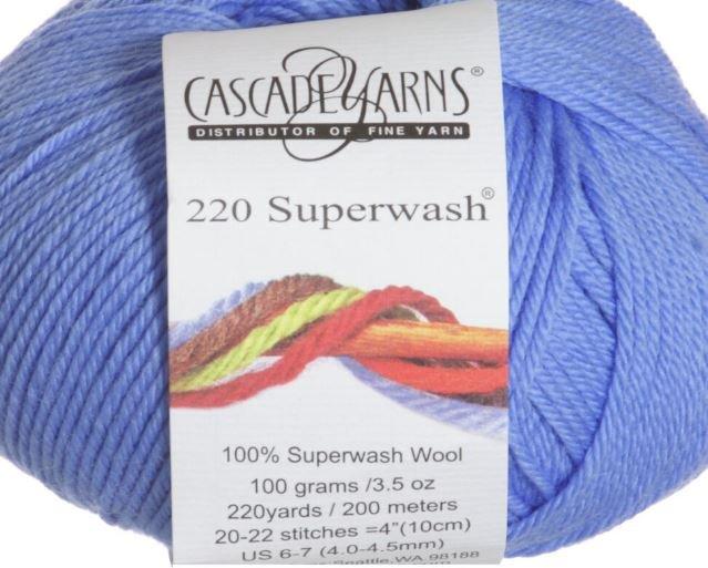 220 SUPERWASH - Blue Horizon
