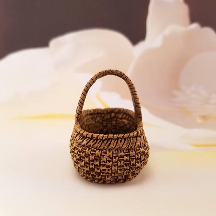 Mini Market Basket - L