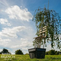 Trees chair from Bower and Branch
