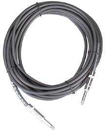 PEAVEY 25ft 16G Straight 1/4 to Straight 1/4 Speaker Cable