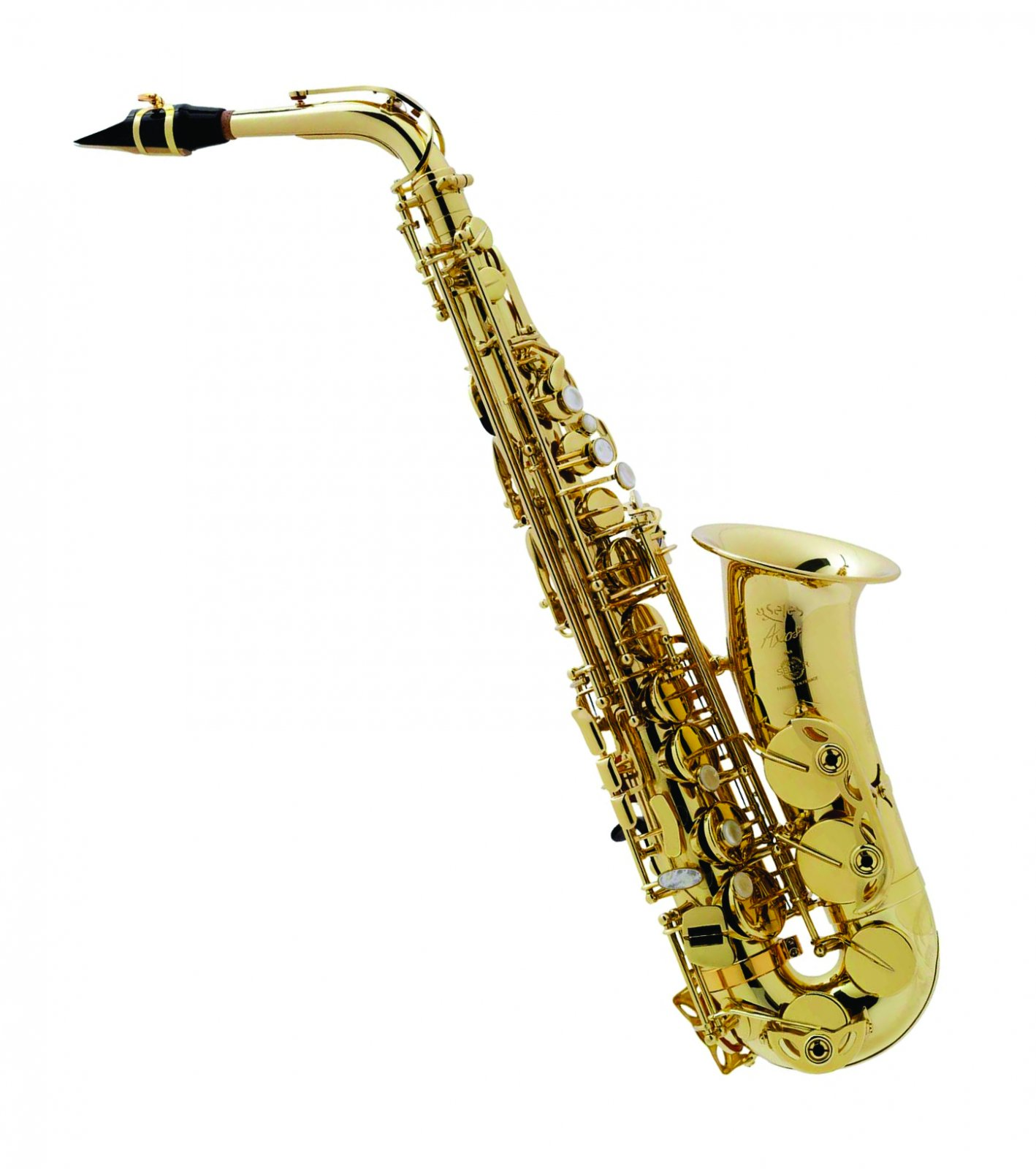 HENRI SELMER PARIS 52AXOS Professional Eb Alto Saxophone