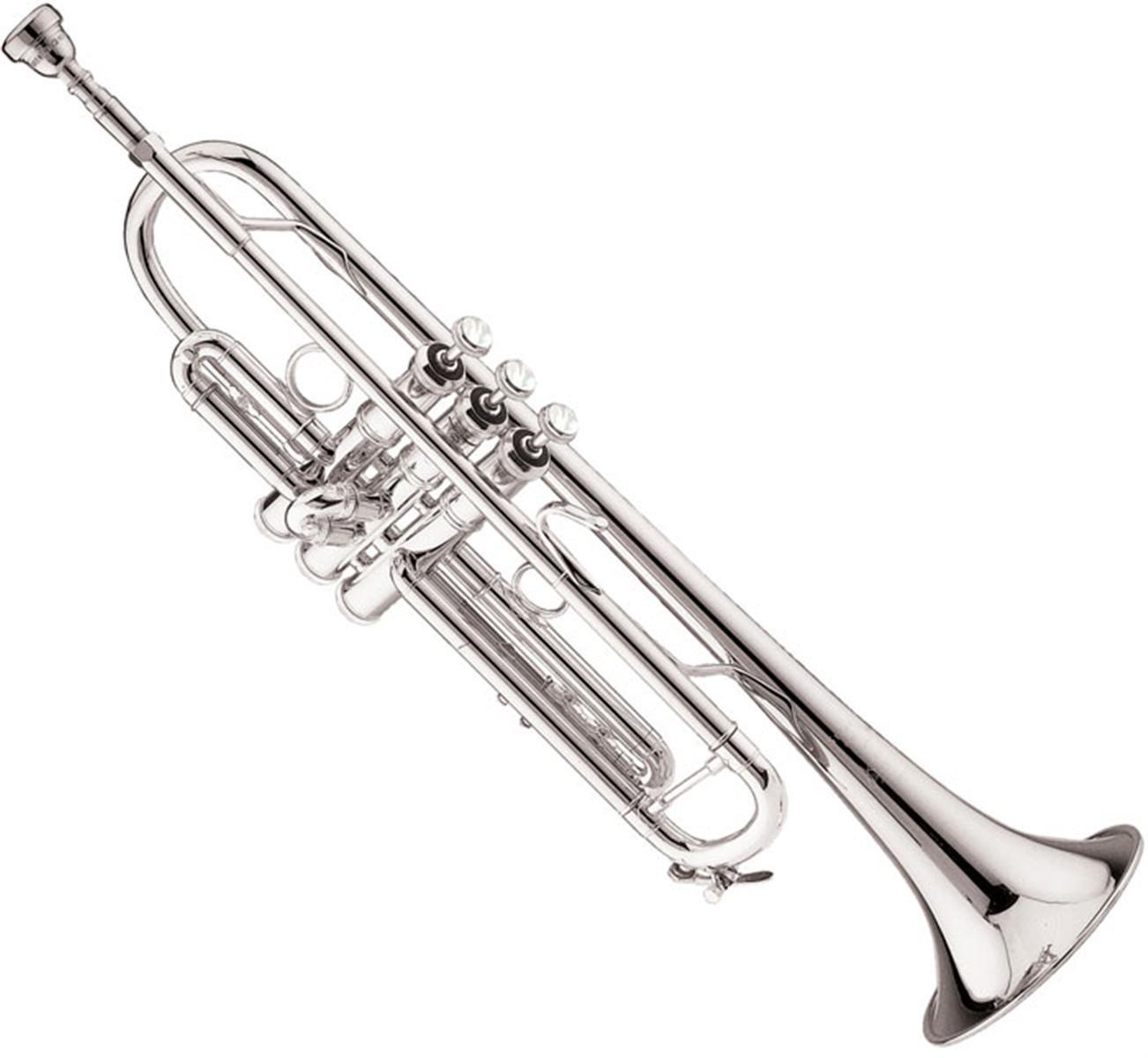 BACH LT180S77 Professional Bb Trumpet