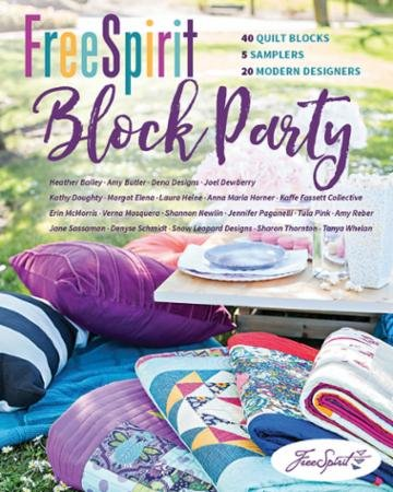 Free Spirit Block Party