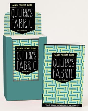 Quilters Fabric Handy Pocket Guide