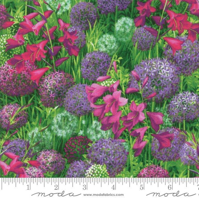 Wildflowers IX Lilac 33380/11