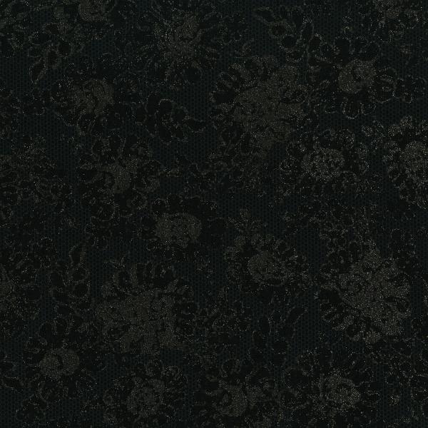 Shiny Objects-Lustrous Lace black 3481-001