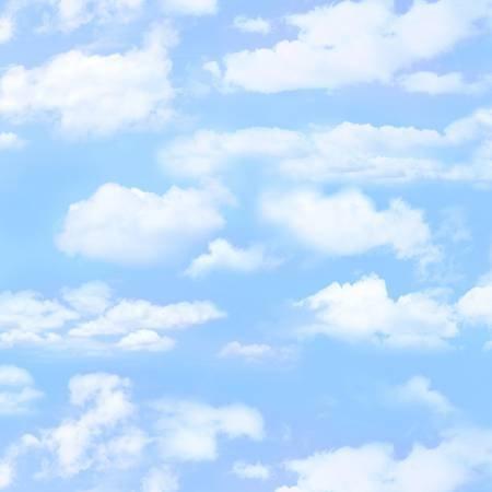 Lt. Blue Clouds