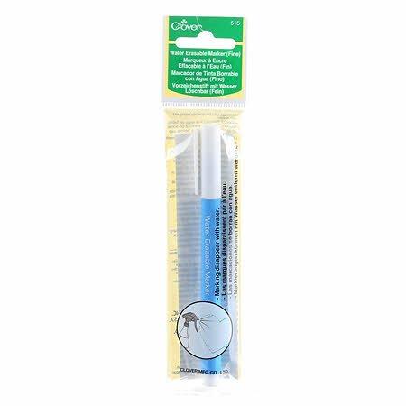 Water Soluble Blue Marker-Fine