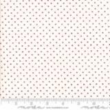 Moda Essential Dots 8654/51-White/Red