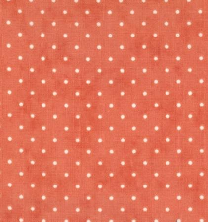 Moda Essential Dots 8654/76 Coral