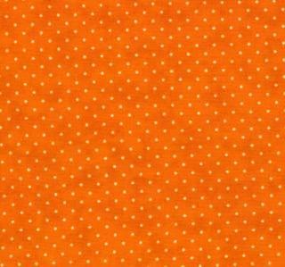 Moda Essential Dots 8654/34-Orange