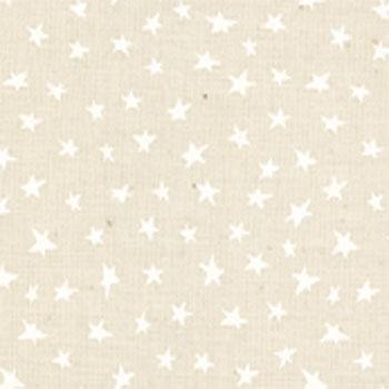 Moda Muslin Mates Stars-Natural 9921/12