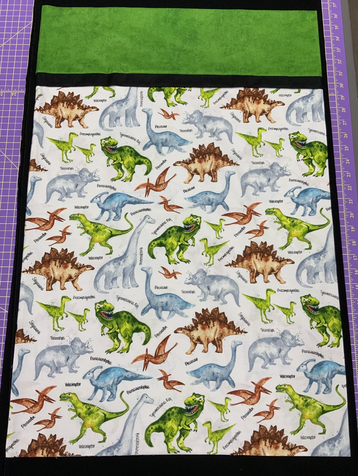 Pillowcase Kit-Dinosaurs