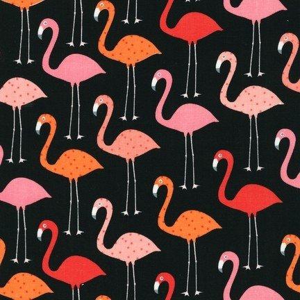 Urban Zoologie AAK-14719-2 Black Flamingos