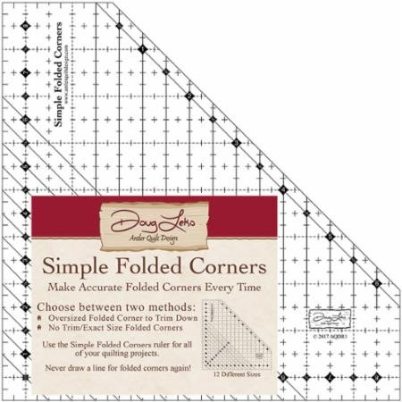 Simple Folded Corners